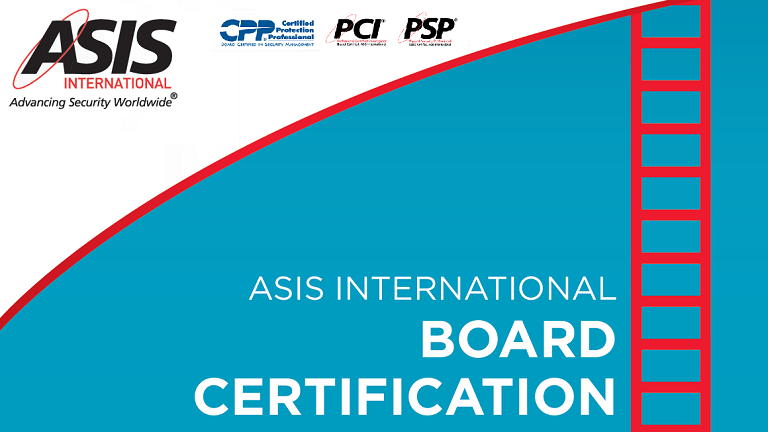 Congratulations to Our Newly Board-certified Security Practitioners